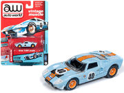 1/64 FORD GT40 GULF VINTAGE RACING