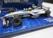 GP WILLIAMS FW22 1/43 R.SCHUMACHER +AT