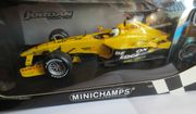 GP 1/18 JORDAN EJ10 PIENOISMALLI +AT