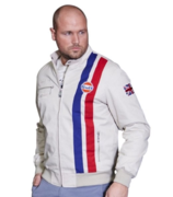DEREK BELL SIGNATURE JACKET NATURAL XXXL