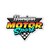 HOONIGAN MOTORSPORT STICKER TARRA