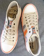 GULF VINTAGE SNEAKER MEN CREAM 43