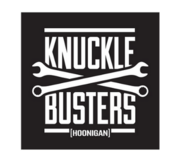 HOONIGAN KNUCKLE BISTERS STICKER TARRA