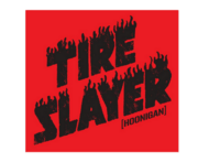 HOONIGAN TIRE SLAYER STICKER TARRA