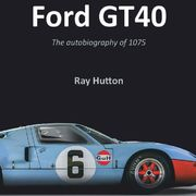 GREAT CARS GT40 BOOK