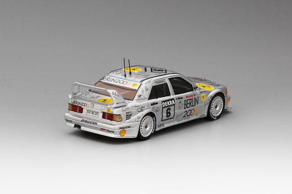 1/43 MERCEDES-BENZ 190E EVO2 NO:6 ROSBER