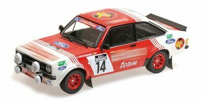 1/18 FORD ESCORT RS1800 1983 NO:14 DROOGMAN