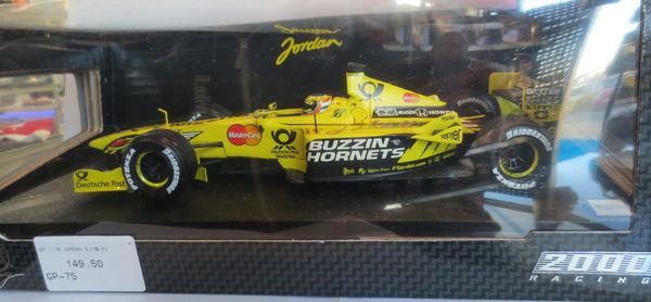 GP 1/18 JORDAN EJ13 PIENOISMALLI +AT