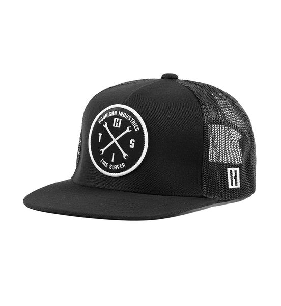 HOONIGAN HITS V2 TRUCKER HAT BLACK/GREY