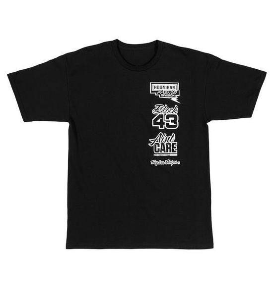 HOONIGAN HRD19 AINT CARE T-SHIRT MUSTA