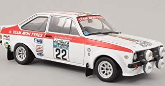 1/18 FORD ESCORT RS1800 1976 NO:22