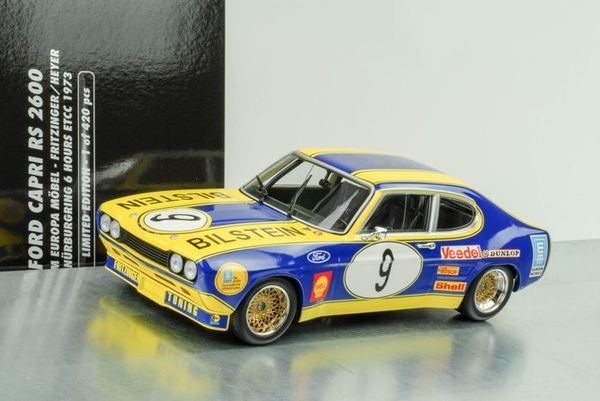 1/18 FORD CAPRI RS2600 1973 NO:9