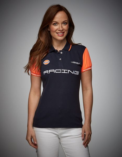 SPORT POLO LADY NAVY BLUE M